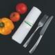 menu porte-couverts serviettes restaurants hôtels